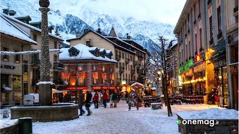 Chamonix, Natale