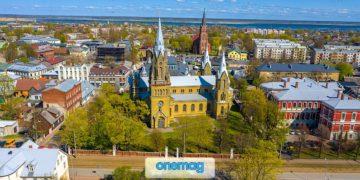 Liepaja, la pittoresca città lettone sul Mar Baltico