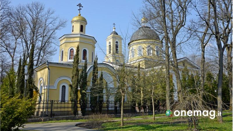 Cosa vedere a Gomel, la Cattedrale di Pietro e Paolo