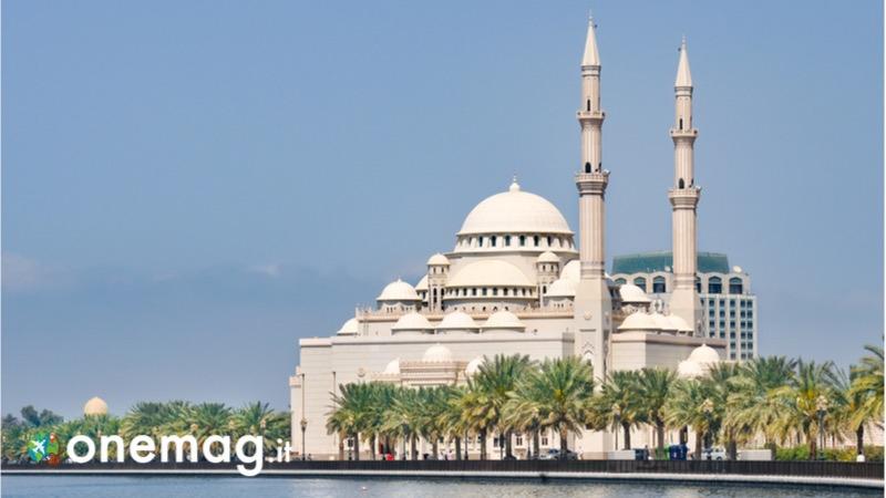 Cosa vedere a Sharjah, la Moschea Al Noor
