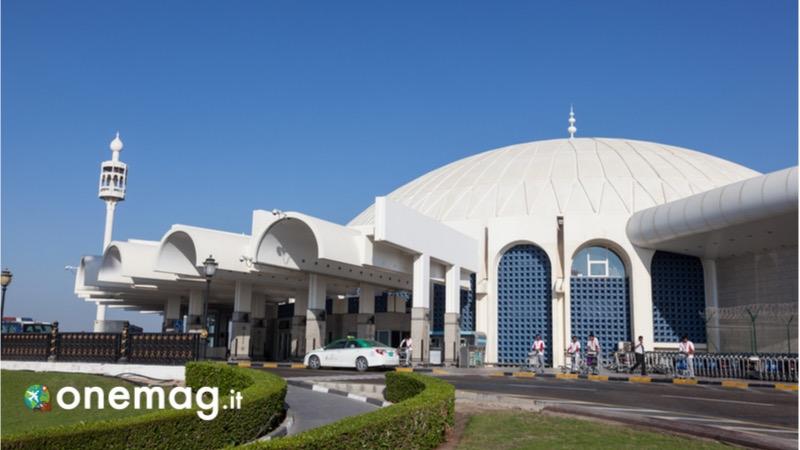L'aeroporto di Sharjah