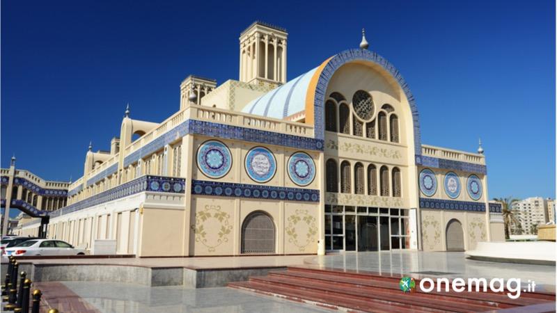 Cosa vedere a Sharjah, il Blue Suq di Sharjah