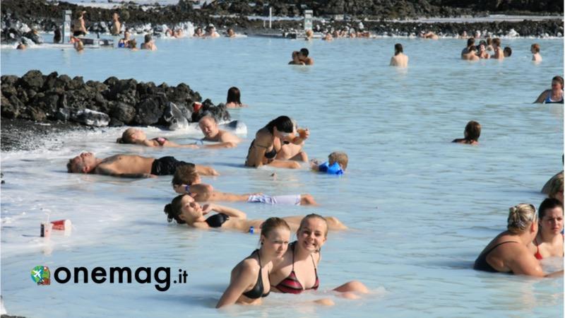 Il Blue Lagoon di Keflavik