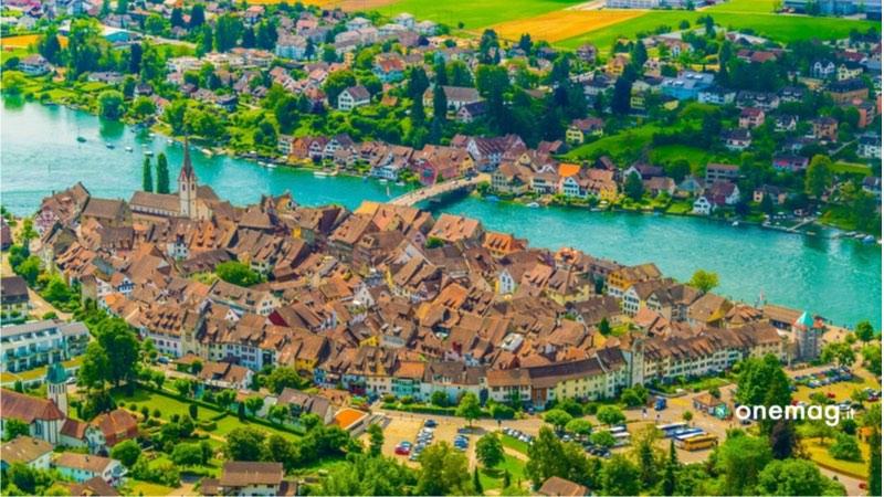 Come raggiungere Stein am Rhein