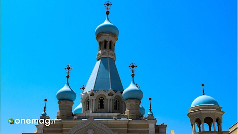 Cosa vedere a Sharjah, Chiesa Russa Ortodossa