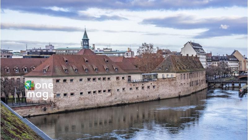 Strasburgo, Ponts Couverts