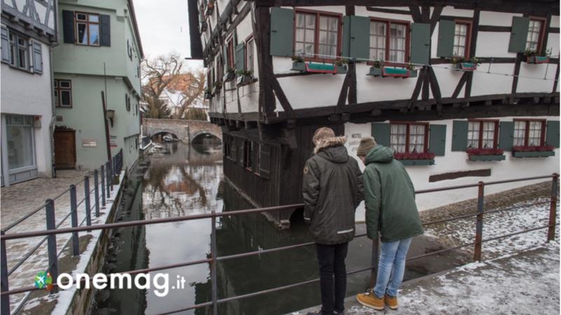 Cosa vedere a Ulm, la Schiefes Haus