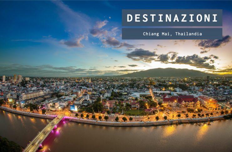 Cosa vedere a Chiang Mai in Thailandia