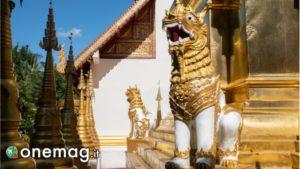 Wat Phra Singh, statua Buddah Leone