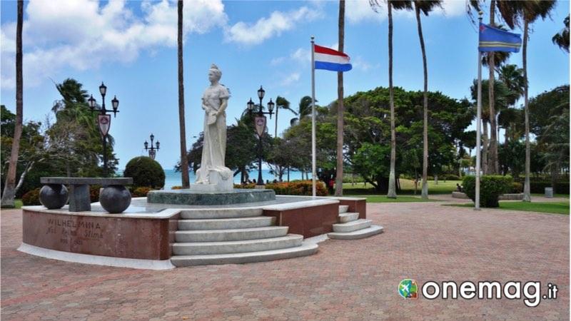 Cosa vedere a Oranjestad
