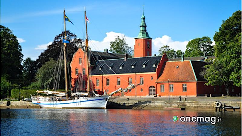 Halmstad, castello