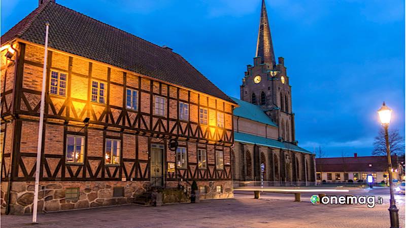 Halmstad, Chiesa di San Nicola