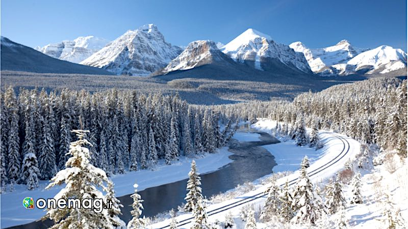 Banff National Park, inverno