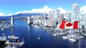 Canda, Vancouver