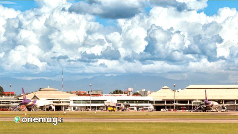Chiang Mai, aeroporto