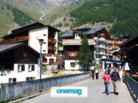 Saas Fee, vacanze invernali ed escursioni sulle alpi della Svizzera