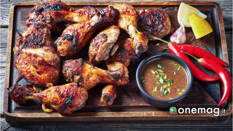 Jerk, Gastronomia della Giamaica
