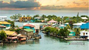Honduras, Isola Routan