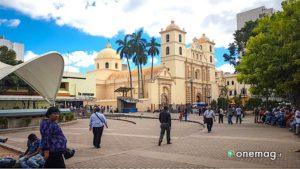 Honduras, Tegucicalpa