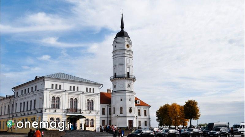 Cosa vedere a Mogilev, Municipio