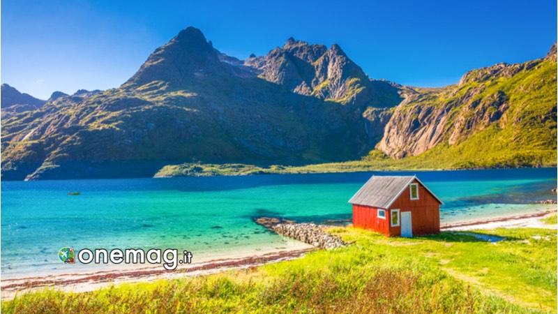 Rorbu, località delle Isole Lofoten