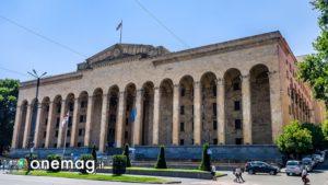 Vecchio Parlamento di Tbilisi