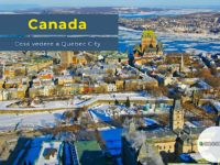 Cosa vedere a Quebec City, Canada
