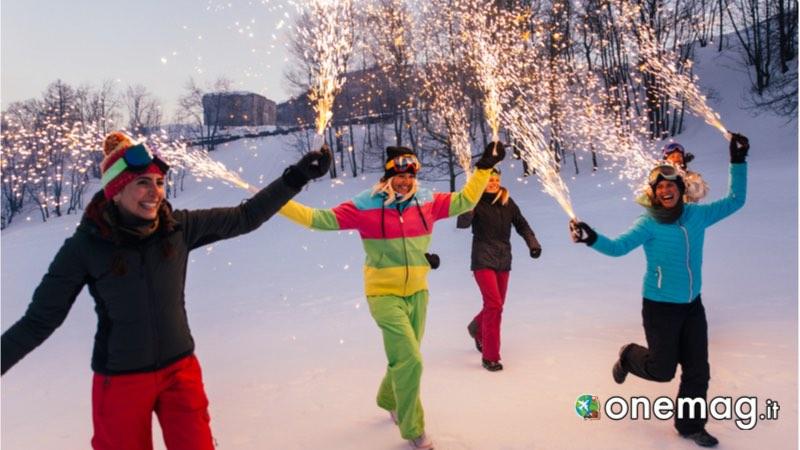 Cosa vedere a Crans-Montana, festeggiamenti di Natale e Capodanno