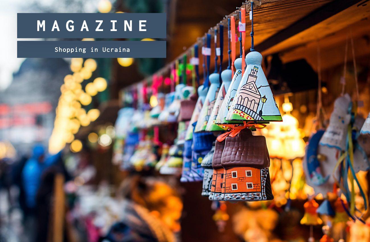 Guida agli acquisti in Ucraina