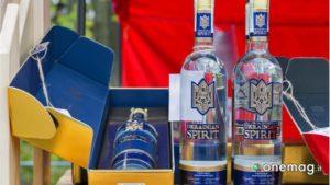 Gorilka, vodka ucraina