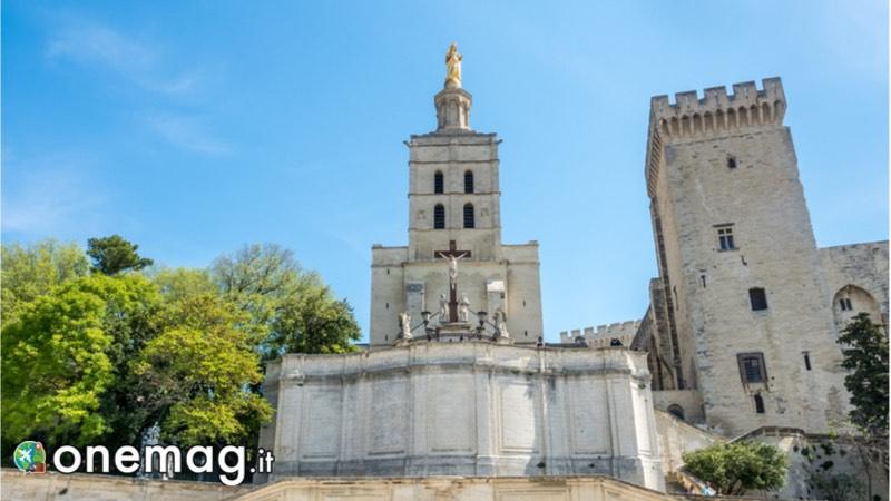 La cattedrale di Avignone