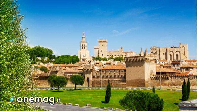 Le mura di Avignone