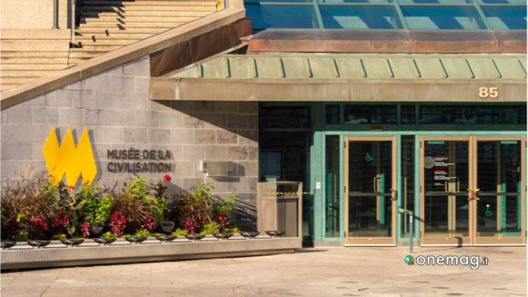 Quebec, Museo della Civilizzazione