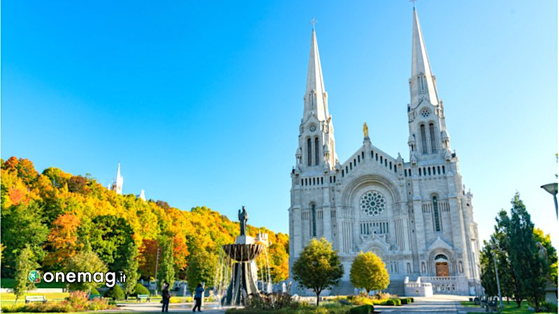 Quebec City, Basilica di Sainte-Anne-de-Beaupré