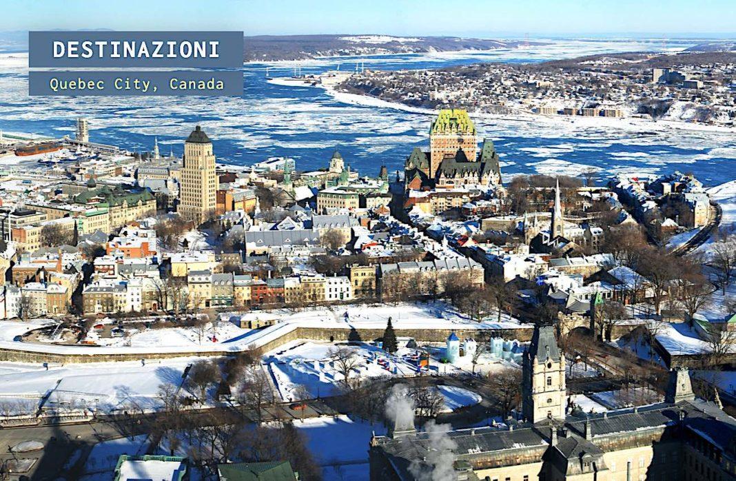 Quebec City, veduta