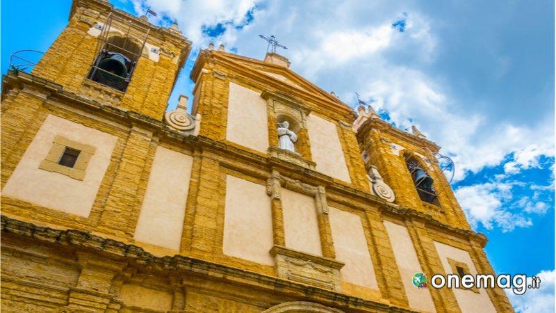 Cosa vedere ad Agrigento, la Basilica dell'Immacolata