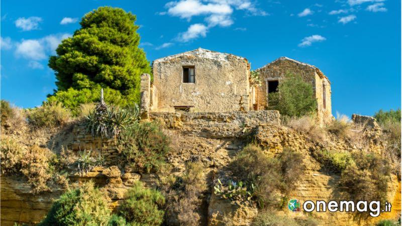 Cosa vedere ad Agrigento, il Giardino della Kolymbethra
