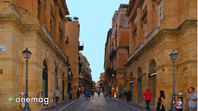 Via Atenea, Agrigento