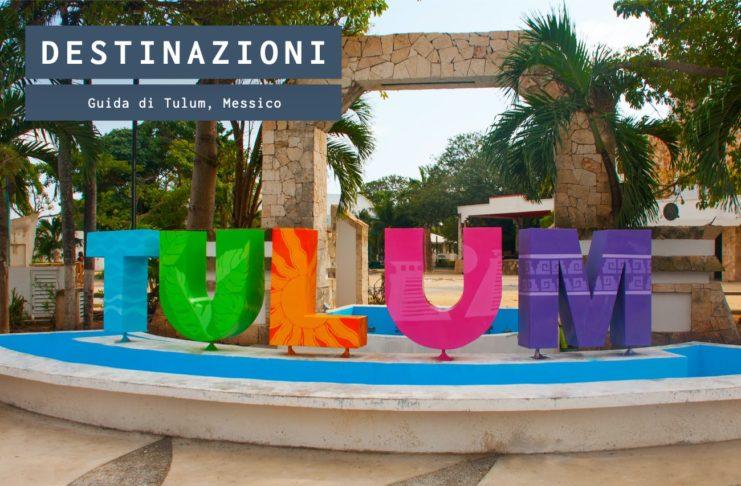 Guida di Tulum, Riviera Maya