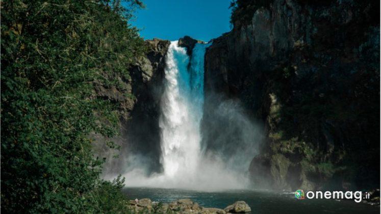 Cascate del Parco Nazionale Mount Rainer