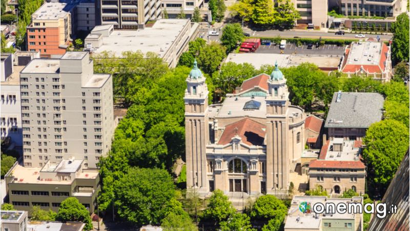 St. James Cathedral, Seattle