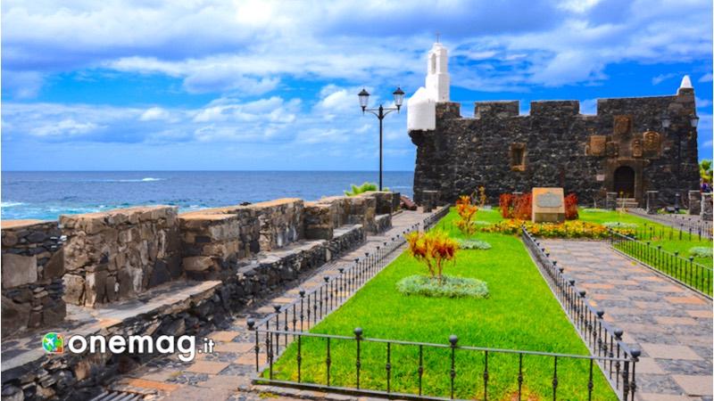 Guida di Tenerife, Castello di San Miguel