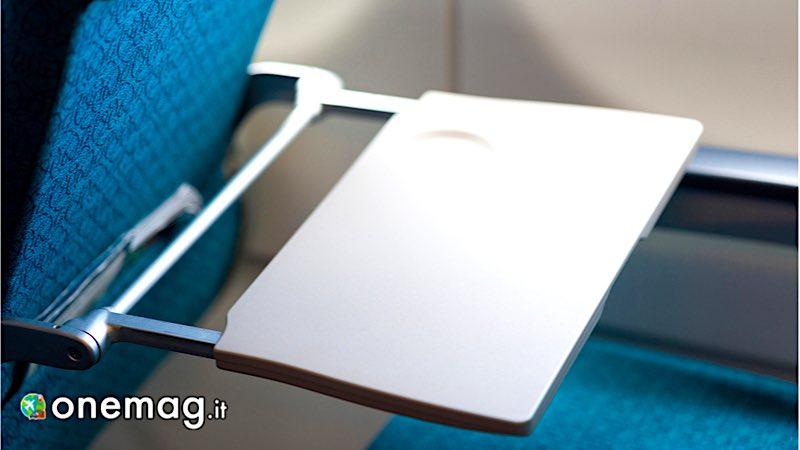 Tavolino del sedile