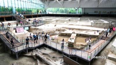 Jinsha, museo