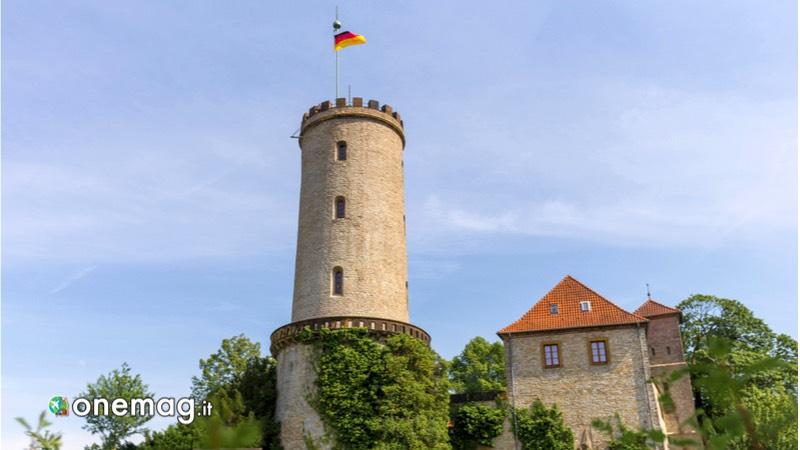 Guida di Bielefeld, Castello di Sparrenburg
