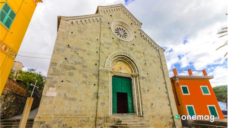 Chiesa di San Pietro, Corniglia Cinque Terre