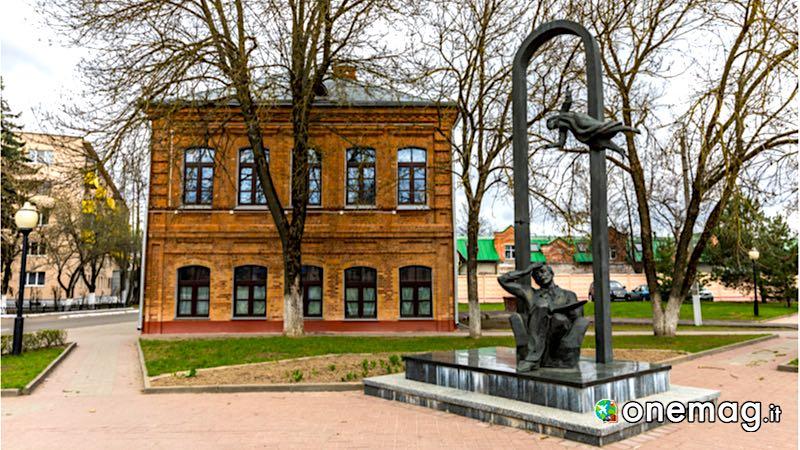Guida di Vitebsk, Monumento Marc Chagall