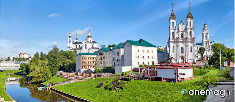 Guida di Vitebsk, municipio