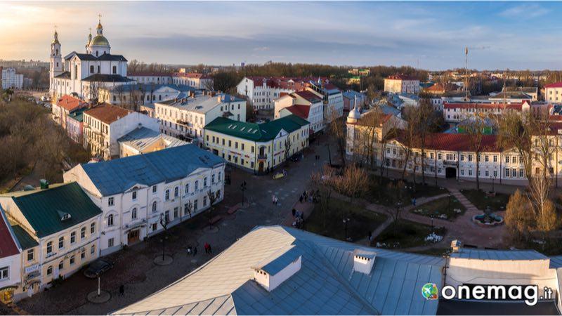 Guida di Vitebsk, storia