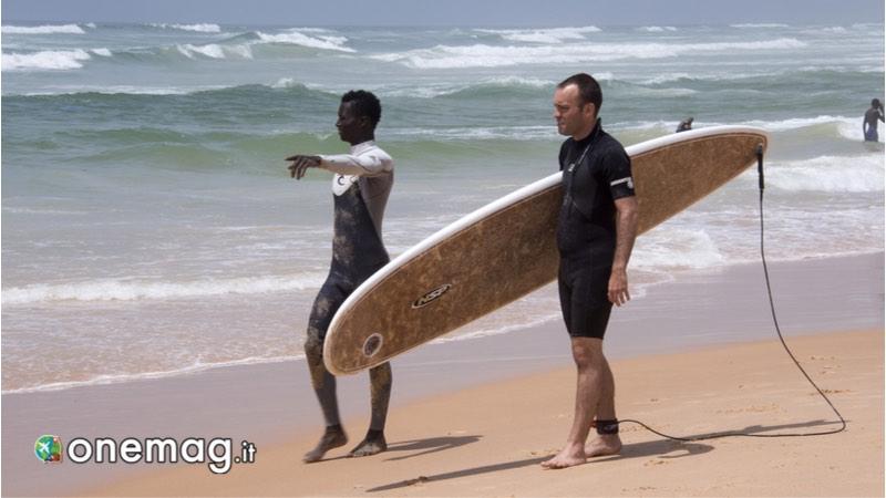 Dove surfare a Dakar